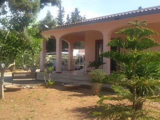 Villa indipendente Salento ad 1 km dal mare