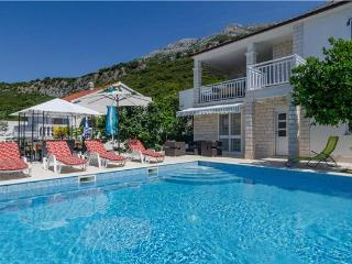 Villa in Kuciste, South Dalmatia, OREBIC, Croatia