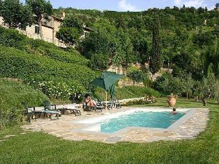 6 bedroom Villa in Cortona, Tuscany, Italy : ref 2374546