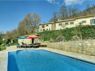 6 bedroom Villa in Dolenja Vas, Istria, Croatia : ref 2301652, Cabar