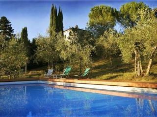 5 bedroom Villa in Siena, Tuscany, SIENA, Italy : ref 2375056