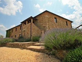 8 bedroom Villa in Chiusdino, Tuscany, San Galgano, Italy : ref 2302063