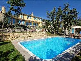 Villa in Trviz, Istria, Croatia