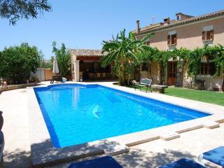 5 bedroom Villa in Cas Concos, Mallorca, Mallorca : ref 4327