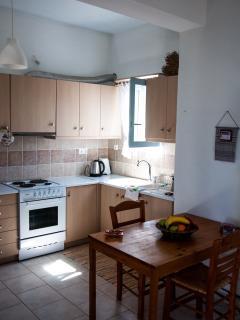 Ground floor apartment - kitchen