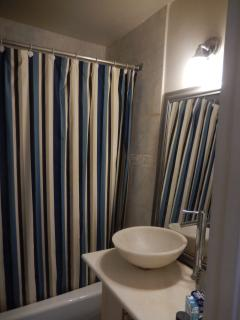 Ensuite bathroom on upper floor