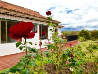 Cabaña, Naturaleza, descanso, tranquilidad. Ideal!, Villa de Leyva