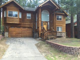 upscale house facing wild park, South Lake Tahoe