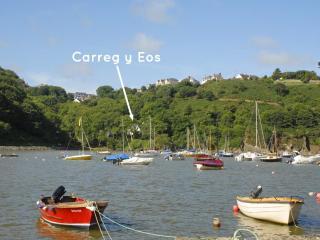 Carreg yr Eos, Fishguard