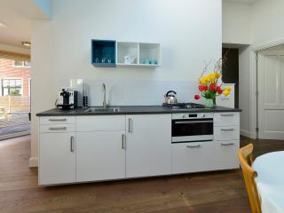 City center apartment with sunny terrace, Haarlem