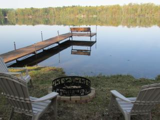 A&M Northwoods Lake Retreat