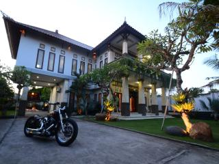 Luxury five bedroom villa in Sanur
