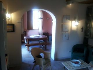 Rental house in the centre of this Chianti village