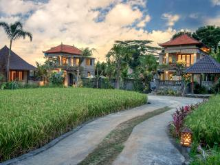 Nyir Cottage 8 Bedrooms Ricefield and Pool View, Ubud
