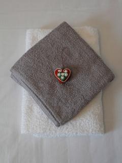 #towel #heart #zagreb #showroomhotel