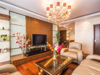 Big apartment including 4 bedrooms near Bird nest, Beijing