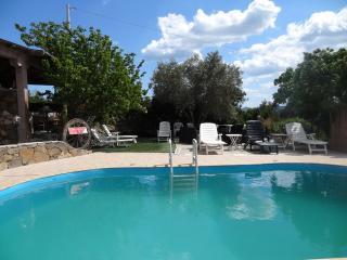 Trilocale in Residence con piscina-Ottiolu