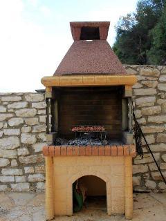 Enjoy a barbecue