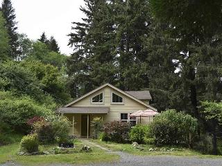 New! Stylish, Private Cabin - Just Restored & Very Close to Redwoods Park