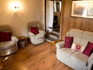 Two bed character cottage, Sheldon, Peak District, Bakewell