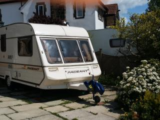 Double Berth Caravan, Guiseley