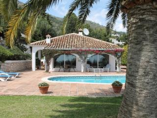 Holiday Villa with pool walking distance to Mijas, Mijas Pueblo