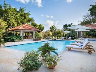Classic Villa Close to Minitas Beach, Staff including Cook, Swimming Pool, AC