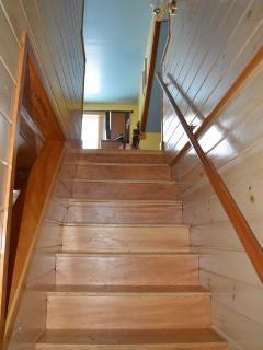 Loft access stairway