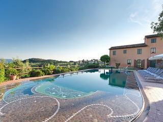 Villa in Lucca, Tuscany, Italy, Monte San Quirico