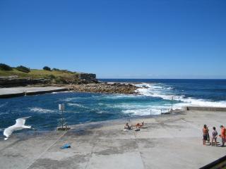 STUDIO CLOVELLY ACROSS FROM THE BEACH