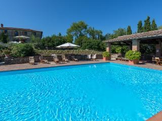 Villa in Siena, Tuscany, Italy, Ville di Corsano