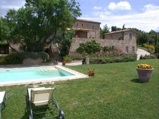 Villa in Siena, Tuscany, Italy, Castelnuovo dell'Abate