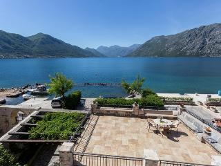 Seafront villa for rent in Kotor, Montenegro