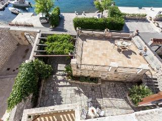 Seafront villa in for rent in Kotor, Montenegro