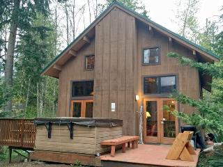 44MBR Rustic Cabin with Modern Charm near Mt. Baker, Glacier