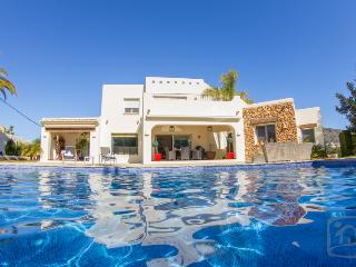 4 bedroom Villa in Moraira, Costa Blanca, Spain : ref 2096099, La Llobella