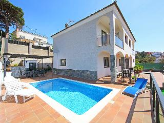 Villa in Lloret De Mar, Costa Brava, Spain, Mont Barbat