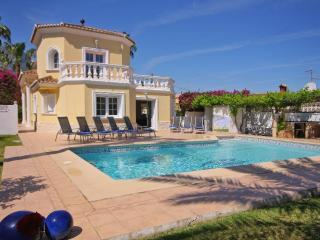 4 bedroom Villa in Denia, Alicante, Costa Blanca, Spain : ref 2127159
