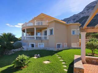 Villa in Denia, Alicante, Costa Blanca, Spain
