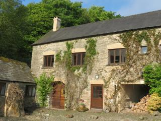 The Ballroom; in rural Exmoor, sleeps 4