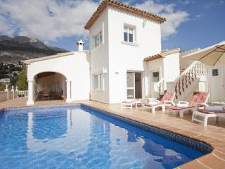 5 bedroom Villa in Altea, Valencia, Spain : ref 5047644