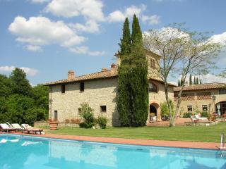 5 bedroom Villa in San Casciano Val di Pesa, Chianti, Tuscany, Italy : ref