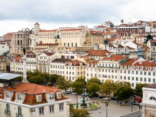 Overlooking the Rossio, Air Conditioning, Free WiFi