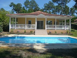 3 bedroom Villa in Lacanau, Gironde, France : ref 2214570