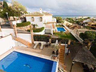 Villa in Mijas Costa, Costa del Sol, Spain, La Cala de Mijas