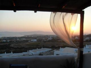 Summer House Panoramic Sea View in Ageria-Paros