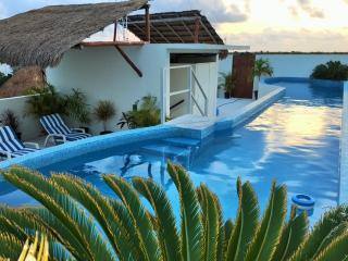 2 one bedroom apt, roof pool, great location, Tulum