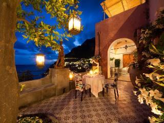 Villa in Positano, Amalfi Coast Campania, Italy