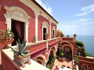 Villa in Positano, Amalfi Coast Campania, Italy, Montepertuso