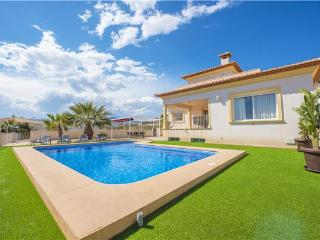 Villa in Calpe, Costa Blanca, Spain, La Llobella